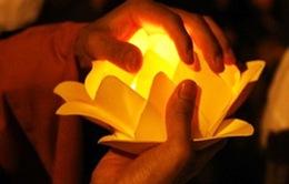 Lễ cầu an – Hội hoa đăng trên sông Lục Đầu