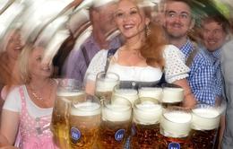 Tưng bừng Lễ hội bia Oktoberfest Munich tại Đức