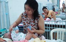 Khánh Hòa: Gia tăng bệnh nhi nhập viện do thời tiết
