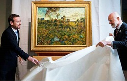 Trưng bày tranh bị bỏ quên trên gác xép của Van Gogh