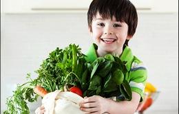 """Trẻ lười ăn rau quả - Đã có cách """"hóa giải""""!"""