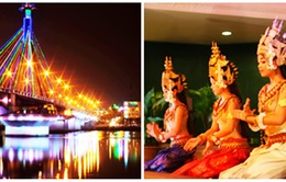 Thu hút khách châu Âu kết hợp tuyến Đà Nẵng - Siêm Riệp