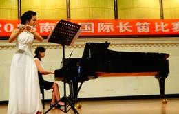Việt Nam lần đầu tiên đoạt giải Nhất quốc tế sáo Flute