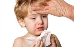 Tăng cường hệ miễn dịch cho trẻ mùa Thu – Đông