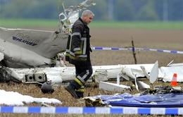 Bỉ: Tai nạn máy bay, 11 người thiệt mạng