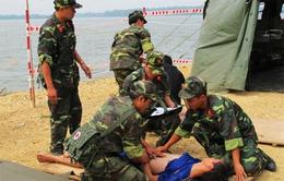 Tổng duyệt ứng phó thảm họa ASEAN 2013