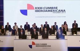 Khai mạc hội nghị thượng đỉnh Iberoamerica