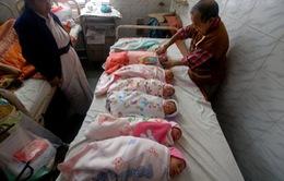 Trẻ sơ sinh tử vong gia tăng tại Ấn Độ