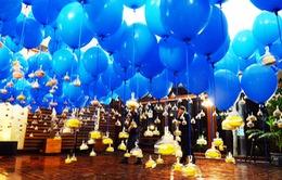 """Tiệc """"Buffet bay"""" mở màn cho đại tiệc văn hóa Pháp 2013"""