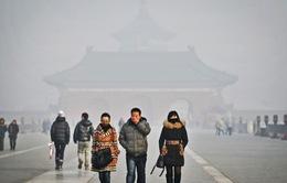 """Ô nhiễm môi trường """"bóp nghẹt"""" ngành du lịch Trung Quốc"""