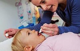 Chính phủ Anh phát vitamin miễn phí cho trẻ em