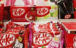 Anh: Nhà sản xuất cam kết giảm chất béo trong sản phẩm