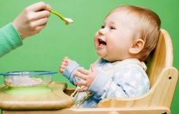 Thực phẩm ăn dặm cho trẻ