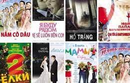"""Miễn phí vé """"Những ngày phim Nga, Nhật"""" tại Hà Nội"""