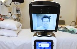 Mỹ ứng dụng robot hỗ trợ chẩn đoán bệnh từ xa