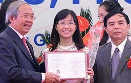 Nữ PGS trẻ nhất Việt Nam chia sẻ về phương pháp giảng dạy