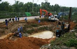 Hà Nội: 70.000 hộ dân được cấp nước trở lại