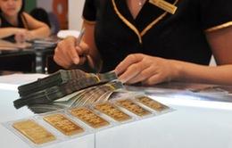 Giá vàng về mức dưới 36 triệu đồng/lượng