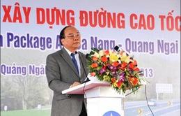 Khởi công gói thầu A4 đường cao tốc Đà Nẵng – Quảng Ngãi