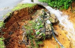 Tiếp tục tìm kiếm nạn nhân mất tích trong vụ sạt núi tại Phú Yên