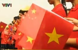 Bền chặt tình hữu nghị tại Liên hoan thanh niên Việt -Trung