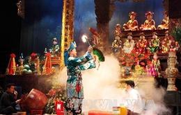 Liên hoan Nghi lễ Chầu văn của người Việt