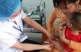 Huế: Tiêm chủng trở lại vaccine Quinvaxem