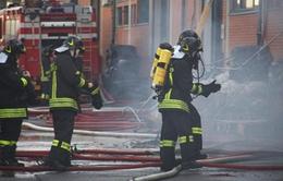 Italy: Cháy xưởng may, 7 người thiệt mạng