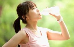 Uống nước như thế nào cho đúng?