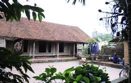 Nghiên cứu thiết kế mẫu nhà ở tại làng cổ Đường Lâm