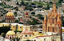 San Miguel de Allende – Thành phố du lịch tốt nhất thế giới