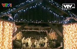 1 triệu bóng đèn đón Giáng sinh được thắp lên tại Croatia