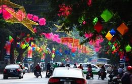 Nhiều hoạt động đặc sắc mừng Tết Nguyên đán tại Hà Nội