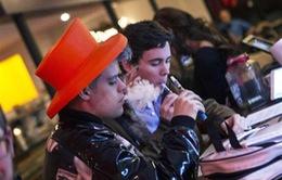 Tây Ban Nha cấm hút thuốc lá điện tử tại nơi công cộng