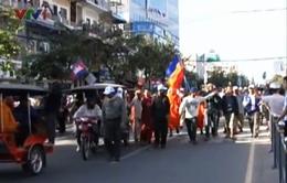 Campuchia không bầu cử lại Quốc hội