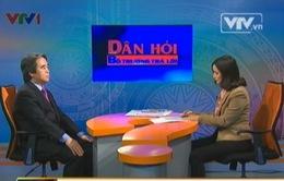 Thống đốc Nguyễn Văn Bình trả lời về chính sách tiền tệ năm 2013