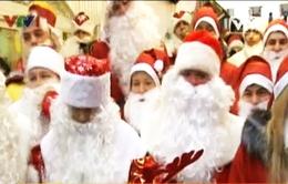 Giáng sinh ấm áp cho bệnh nhi ung thư tại Nga