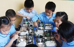 Gian nan vấn đề an toàn thực phẩm trong trường học