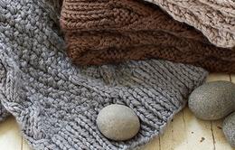 Giặt và bảo quản áo len
