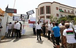 Trụ sở Bộ ngoại giao Libya bị bao vây