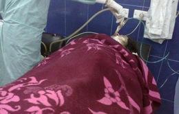 Syria: Dấu hiệu phe đối lập sử dụng vũ khí hoá học
