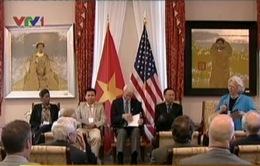 Tăng cường hợp tác Việt - Mỹ trong đào tạo sau đại học