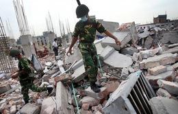 Vụ sập toà nhà ở Bangladesh: Hết hi vọng cứu hộ