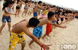 Lễ hội biển Đà Nẵng - Hoạt động phụ trợ cuộc thi pháo hoa