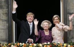 Quốc vương mới của Hà Lan trẻ nhất châu Âu