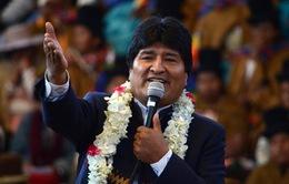 Bolivia: Tổng thống Morales có thể tái tranh cử nhiệm kì 3