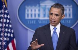 Tổng thống Obama họp báo nhân 100 ngày đầu nhiệm kỳ 2