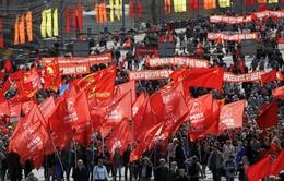 LB Nga tưng bừng kỷ niệm ngày Quốc tế Lao động