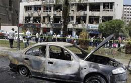 Thêm một vụ đánh bom đẫm máu tại Syria