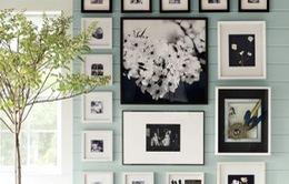 5 bước trang trí tranh tường tuyệt đẹp